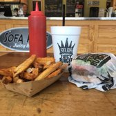 Photo Of Sofa King Juicy Burgers Chattanooga Tn United States
