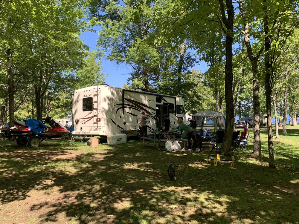 Lake Gogebic State Park: N9995 State Highway M64, Marenisco, MI