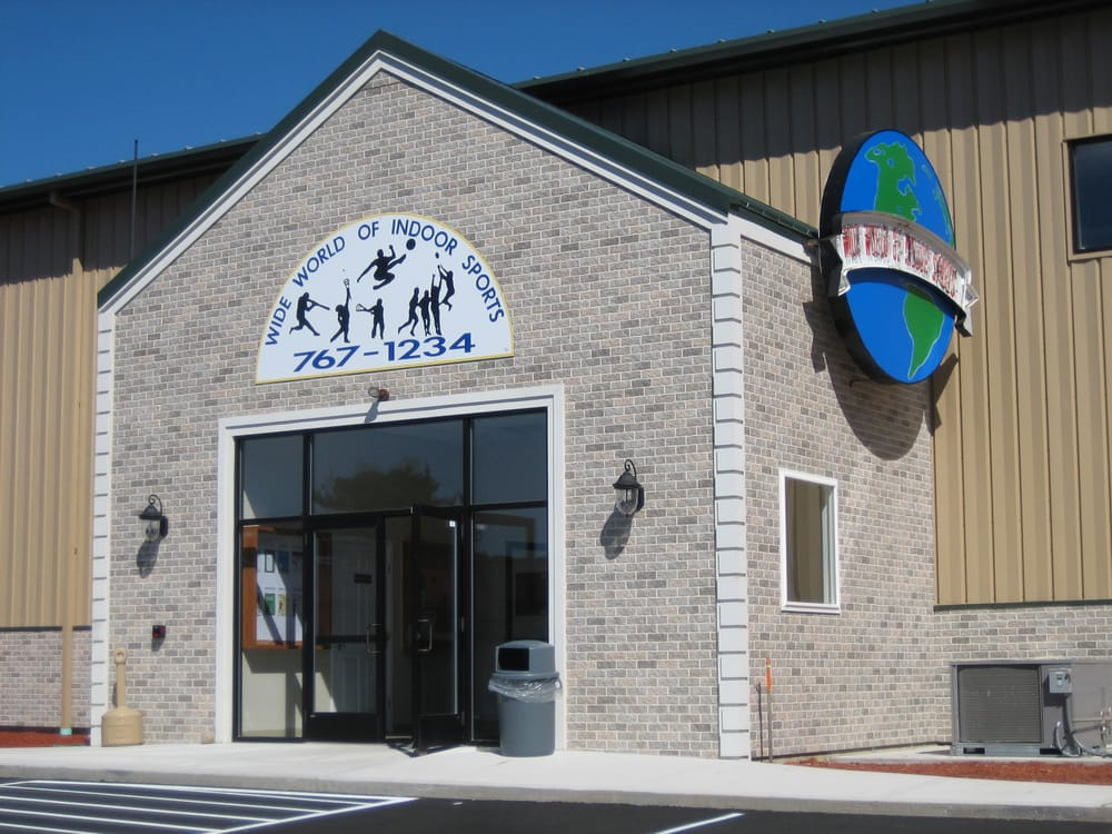 Wide World of Indoor Sports: 621 Pound Hill Rd, North Smithfield, RI