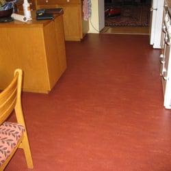 Photo Of Frick Flooring And Installation Oakland Ca United States Marmoleum Sheet
