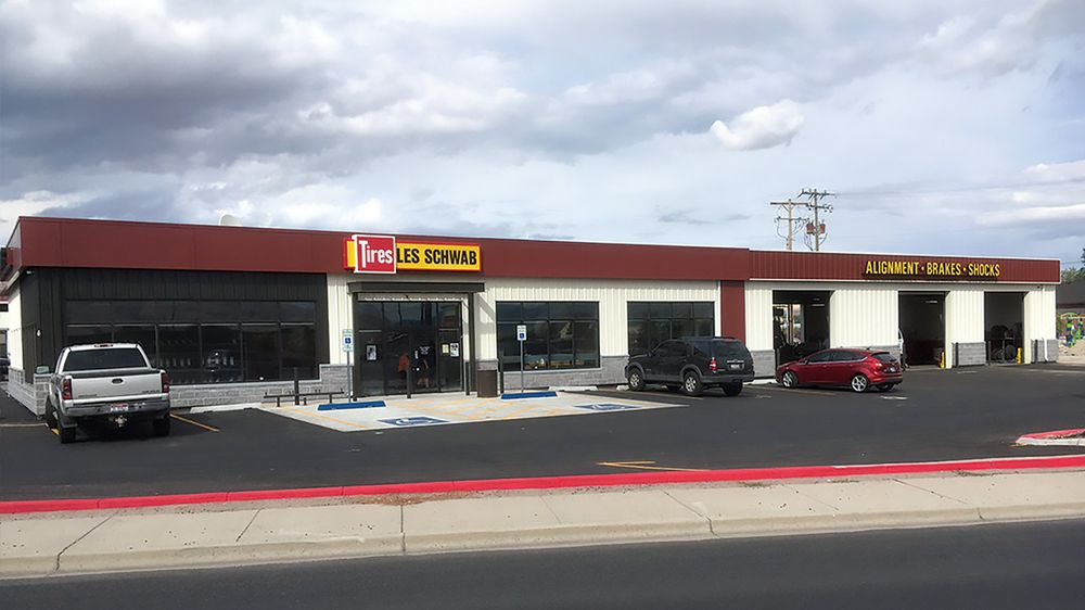 Discount Tire Pocatello >> Les Schwab Tire Center Tires 4020 Yellowstone Ave