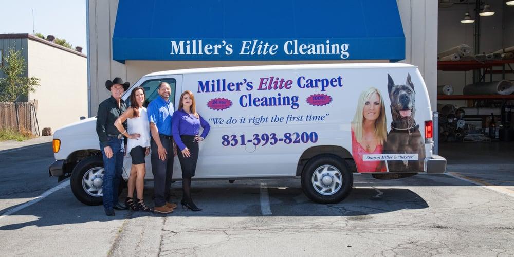 Milleru2019s Elite Cleaning - Carpet Cleaning - 301 Dela Vina ...