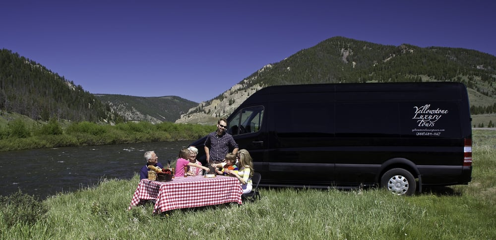Yellowstone Luxury Tours: 11 Lone Peak Dr, Big Sky, MT
