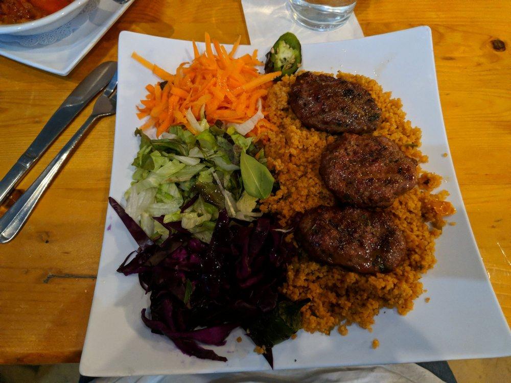 Gengiz Khan Mediterranean Grill: 3114 W Bay To Bay Blvd, Tampa, FL