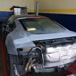 Keener Auto Body Photos Reviews Body Shops - Audi auto body