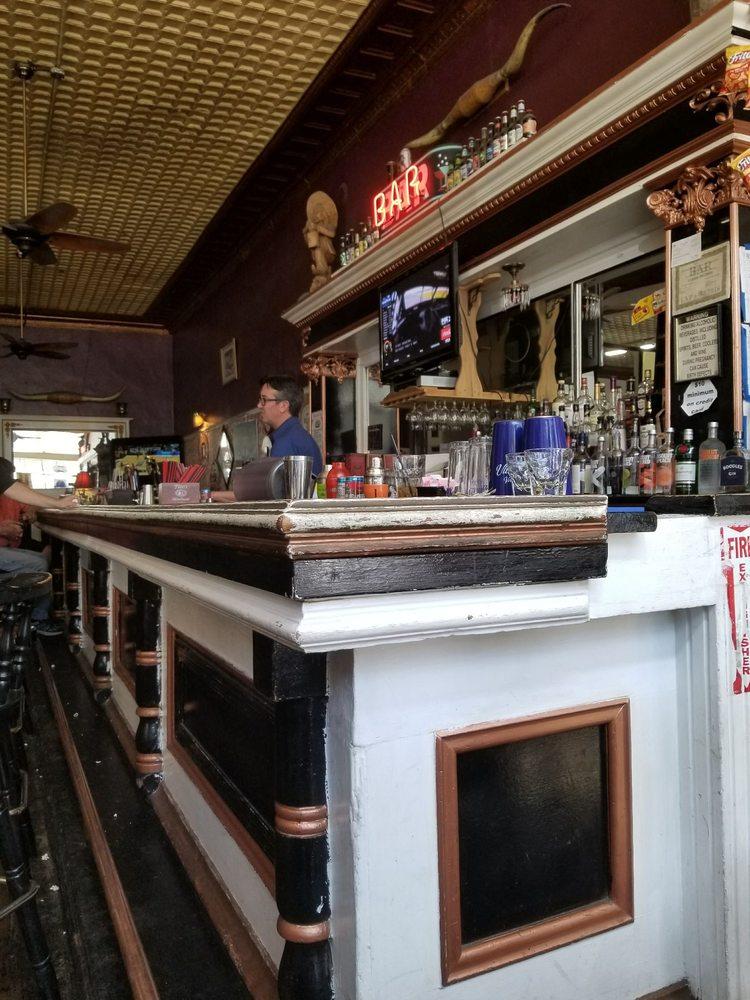 The Bisbee Grand Saloon: 61 Main St, Bisbee, AZ