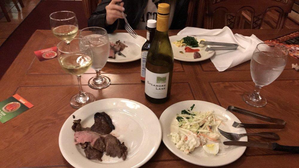 Red and Green Brazilian Steakhouse: 5979 Buford Hwy NE, Atlanta, GA