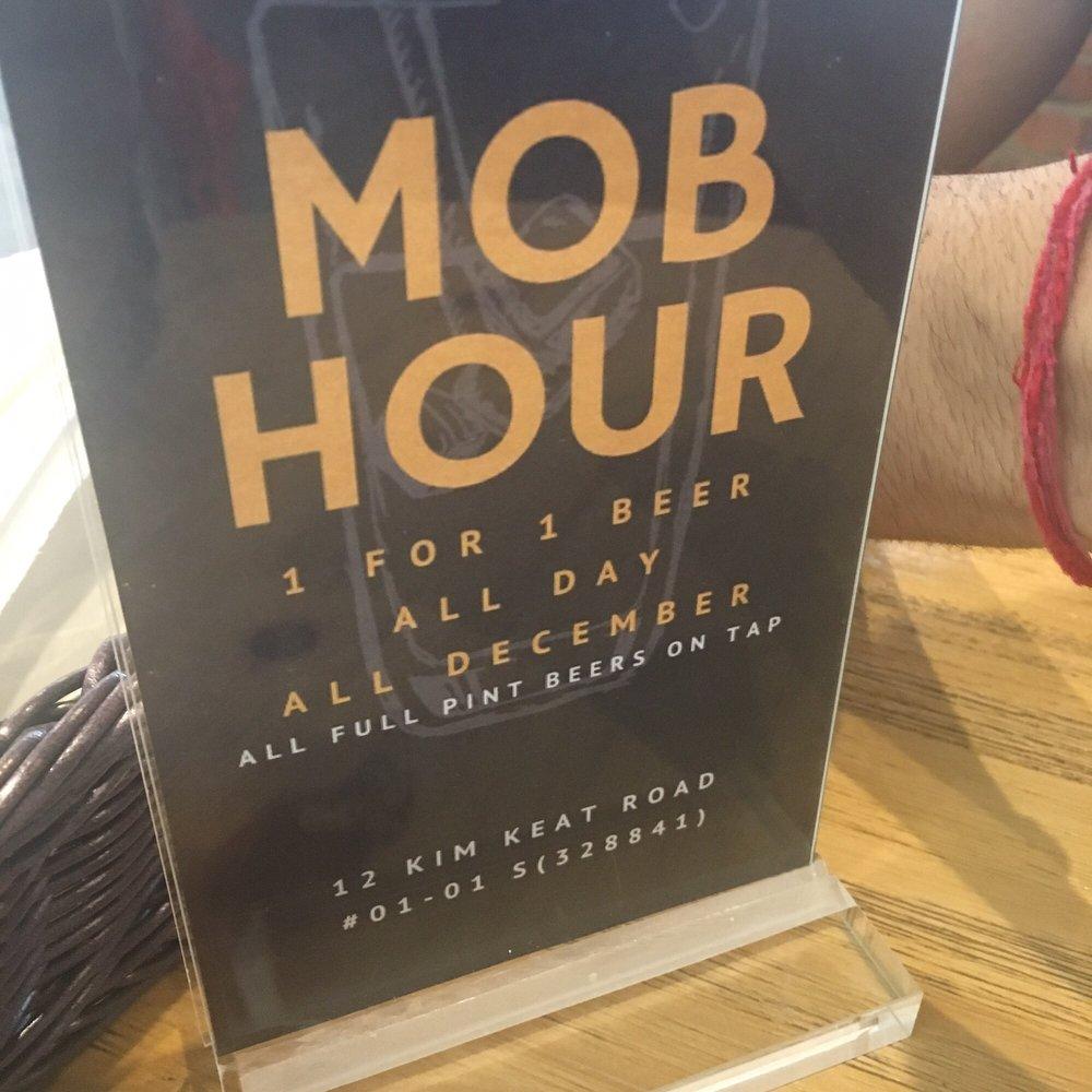 Mob Cafe Singapore