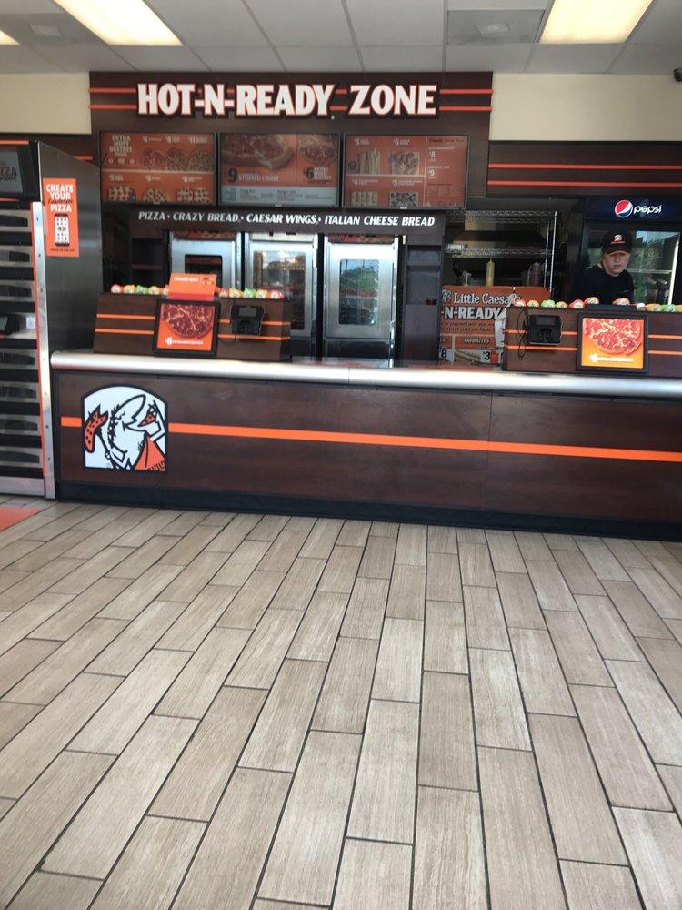 Little Caesars Pizza: 313 Cane Creek Rd, Warrior, AL