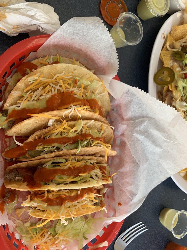 El Taco Rico Mexican Kitchen: 210 N Woodland Blvd, DeLand, FL