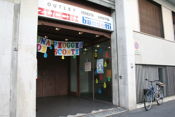 Outlet Zucchi Bassetti - Home & Garden - via Botta 7/A, Porta ...