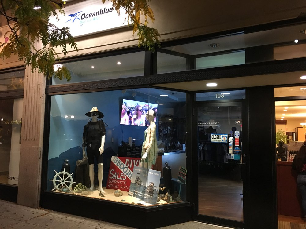 Oceanblue Dive: 108 Bedford St, Stamford, CT