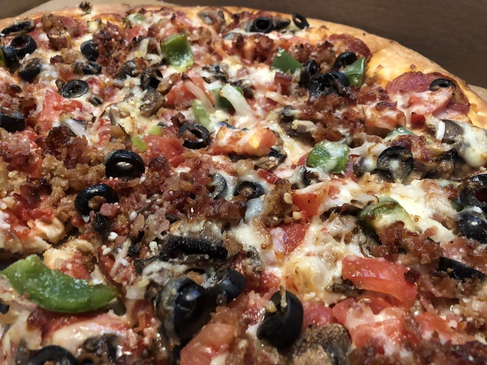 Food from Pizza Bella
