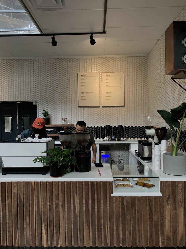 Iron & Kin Coffee Co: 536 W 1st St, Claremont, CA