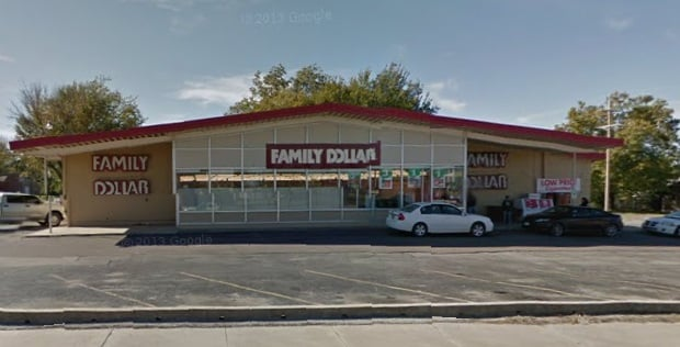 Family Dollar: 117 N 5th St, Okemah, OK
