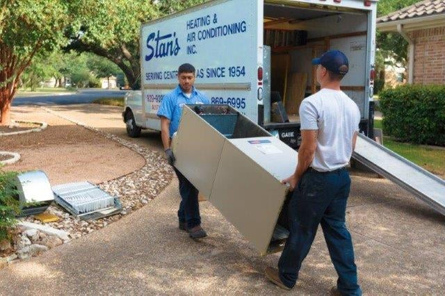 Photo Of Stan S Heating Air Conditioning Austin Tx United States Gabe