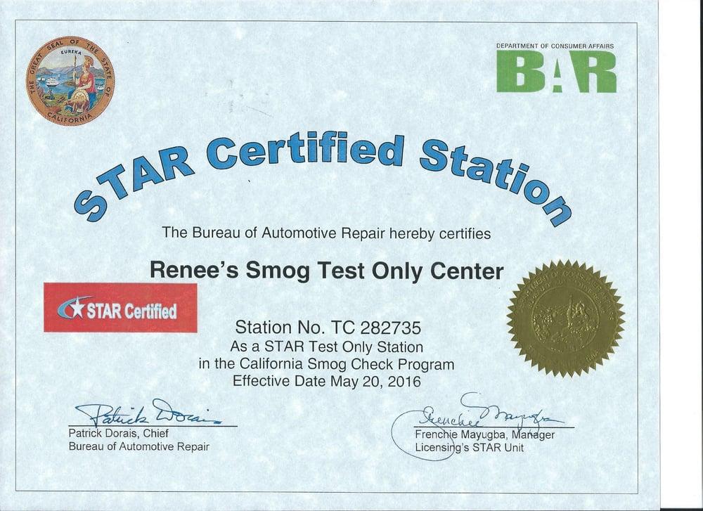 lomita test only smog center