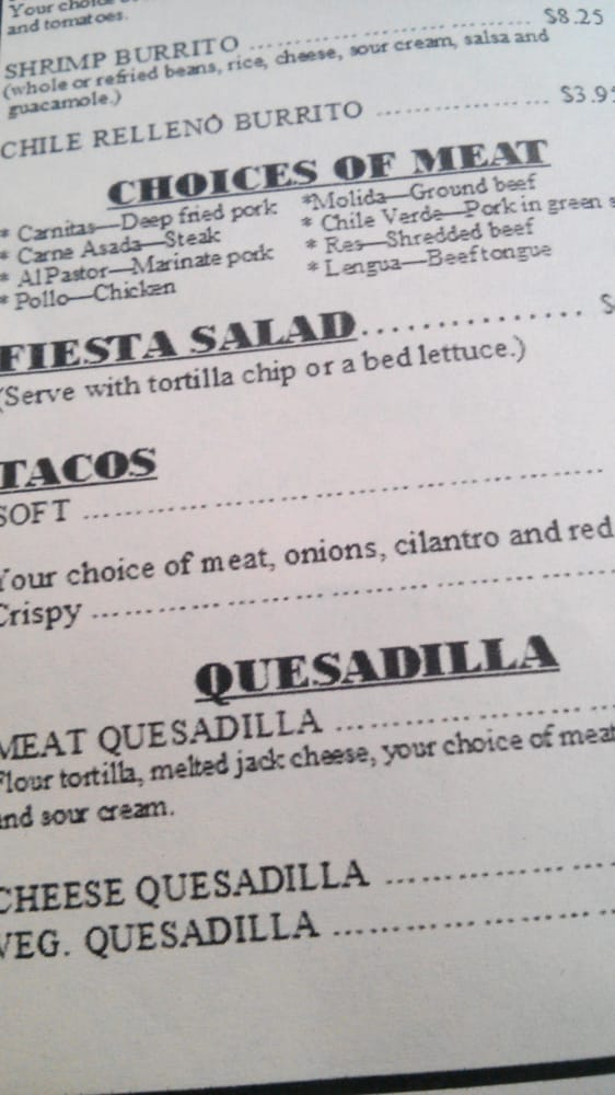 Mexican Food In Antioch Ca
