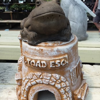 Photo Of Fairview Garden Center   Raleigh, NC, United States. A Toad Esq