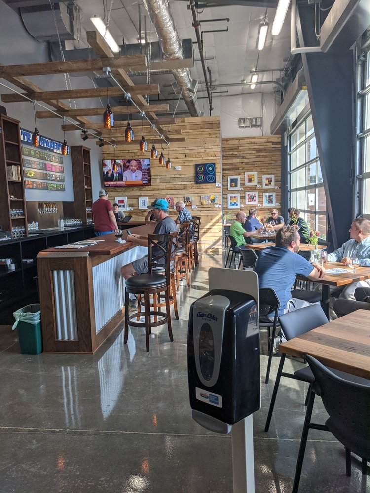 Transparent Brewing: 14501 White Ave, Grandview, MO