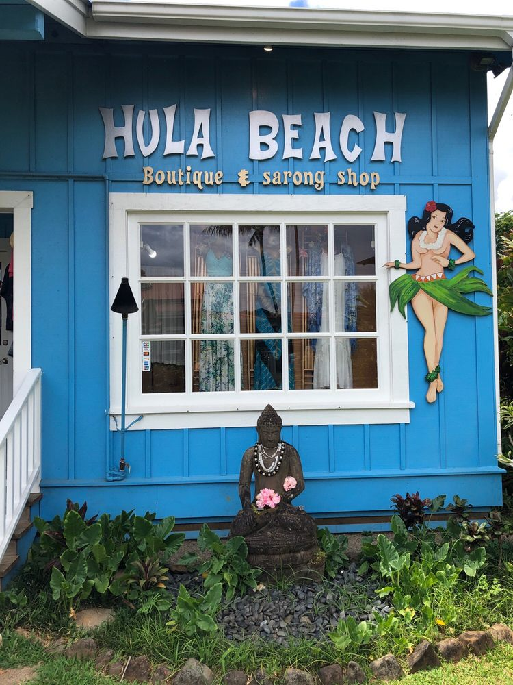 Hula Beach Clothing