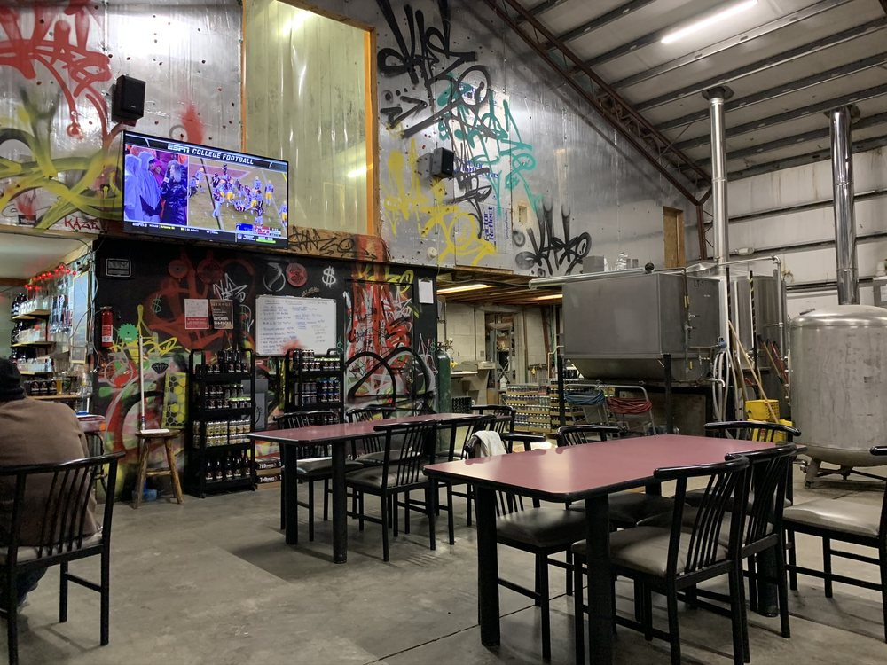 Helltown Brewing: 13 Henry C Frick St, Mount Pleasant, PA