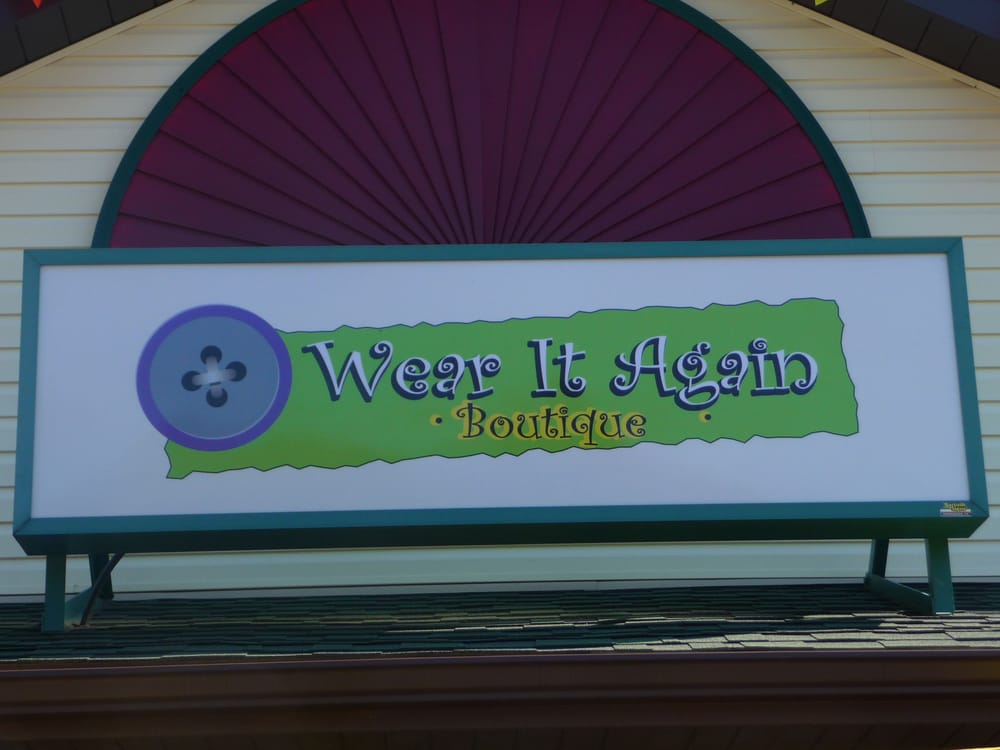 Wear It Again Boutique: 41 Broadway, Jim Thorpe, PA