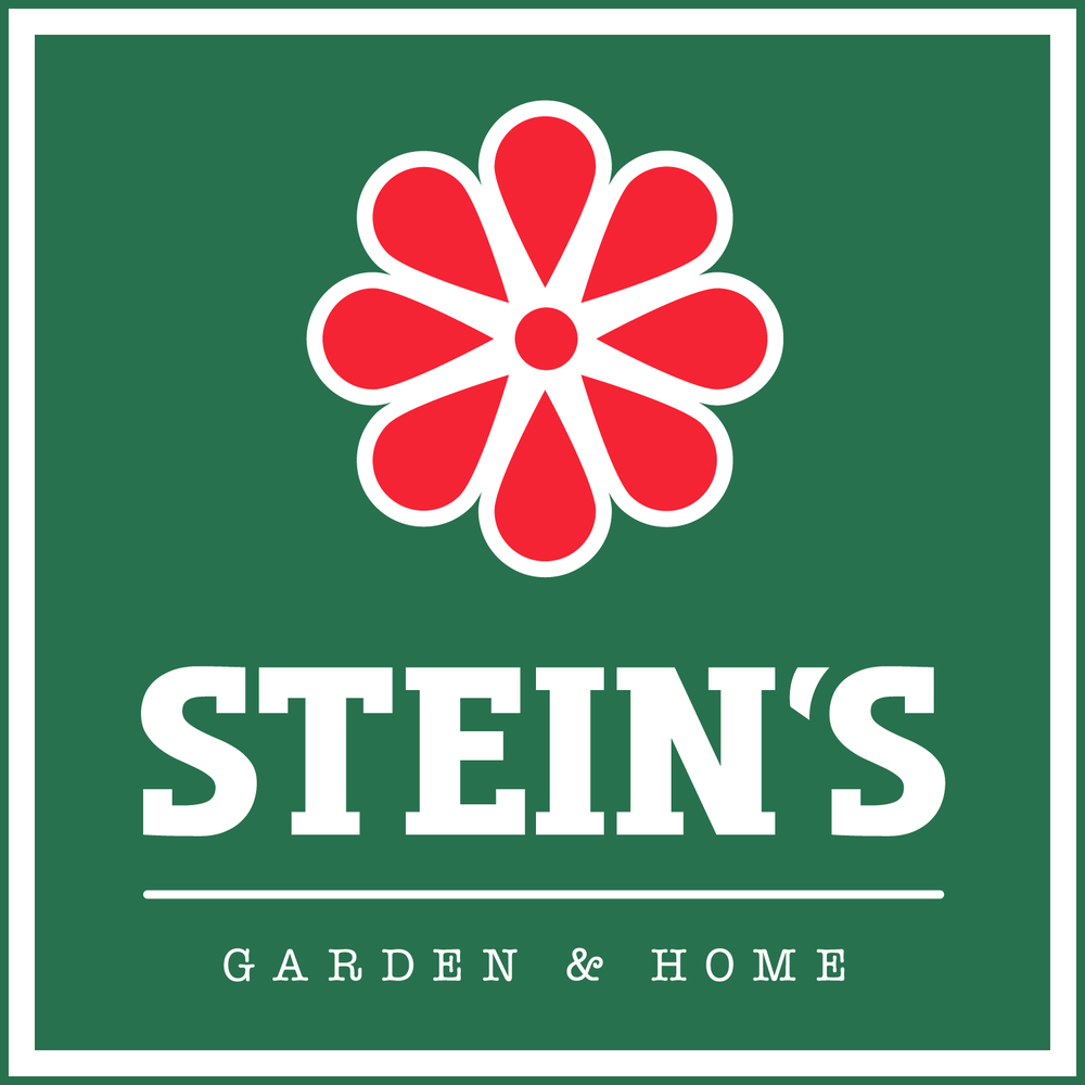 Stein's Garden & Home Stein's Garden and Home is Wisconsin's trusted local resource that has what you need to create the garden, outdoor living and home of your dreams. Family owned since with 16 locations in Milwaukee, Appleton, Oshkosh and Green Bay.