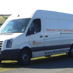 6ea2a1901b Van Man Removal Exeter - Couriers   Delivery Services - 1 Emperor ...