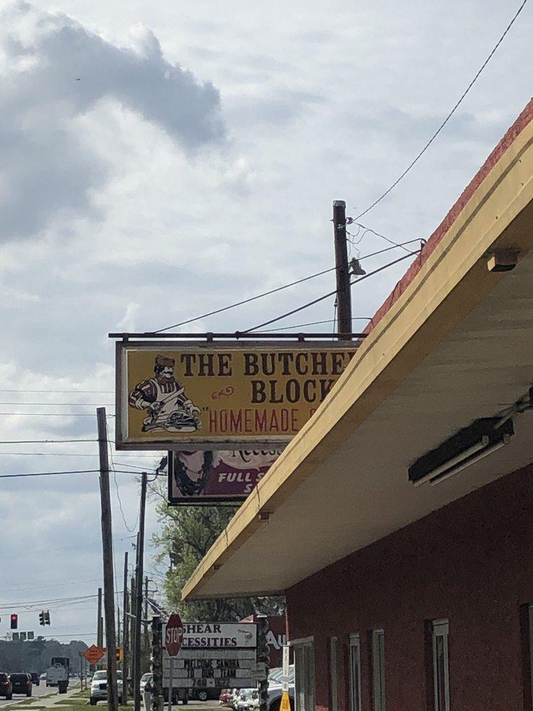 Butcher's Block: 102 E US Hwy 80, Bloomingdale, GA