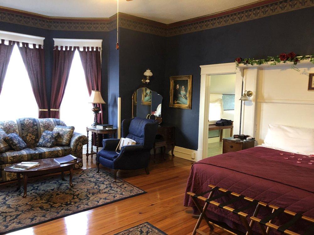 Americus Garden Inn Bed & Breakfast: 504 Rees Park, Americus, GA