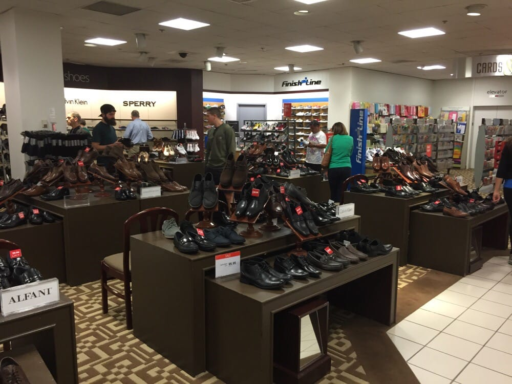 Macy S Shoe Department