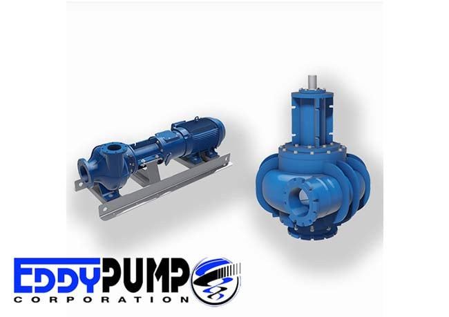 EDDY Pump patented industrial pump for mining, slurry, - Yelp