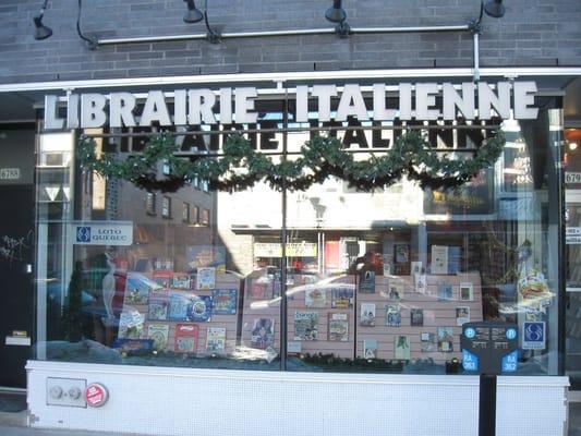 Librairie italienne