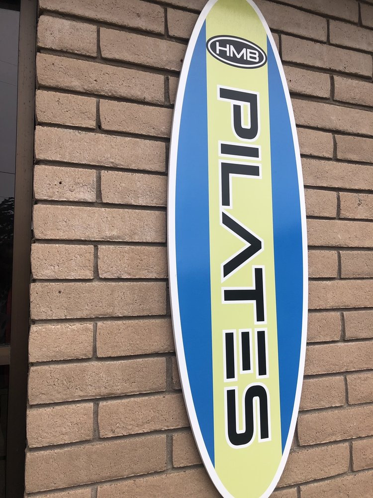 Half Moon Bay Pilates: 2385 Carlos St, Moss Beach, CA