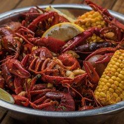 Crazy Cajun Seafood Pe 34 Photos 46 Reviews 10730 Barker Cypress Rd Tx Restaurant Phone Number Yelp