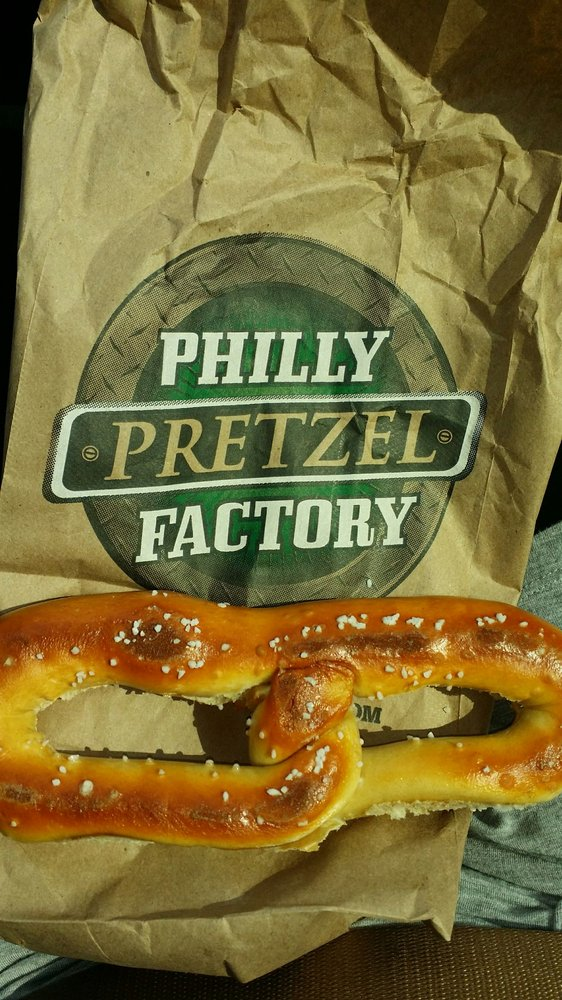 Philly Pretzel Factory: 1075 W Chester Pike, West Chester, PA