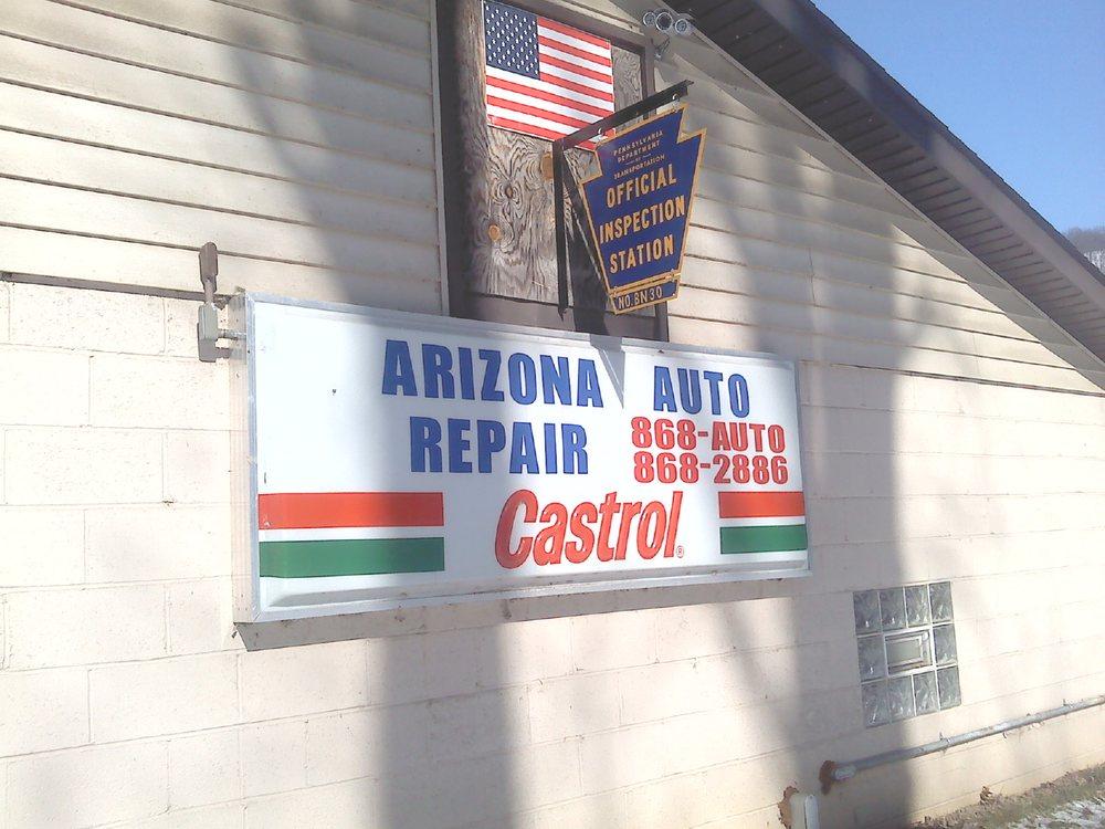 Arizona Auto Repair & Towing: 230 Holly Rd, Adrian, PA