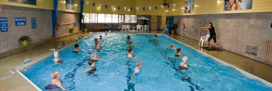 Salt Water Indoor Outdoor Pools Outdoor Pool Only Open During The Summer Months Swimming