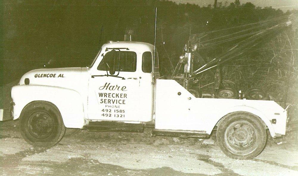 Towing business in Attalla, AL
