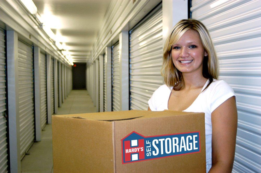 Hardy's Self Storage: 36941 Dupont Blvd, Selbyville, DE