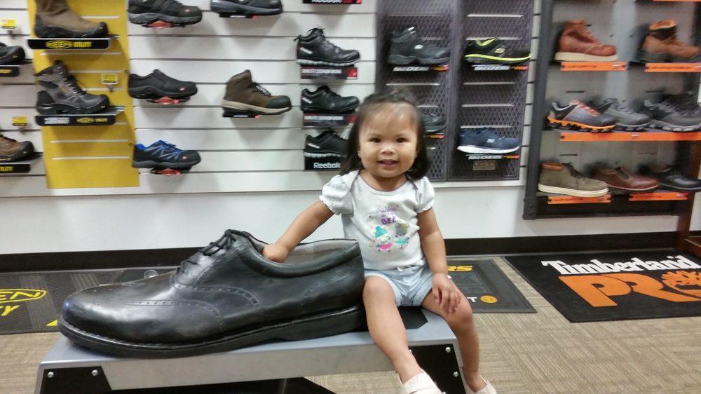 Work Shoe Hawaii