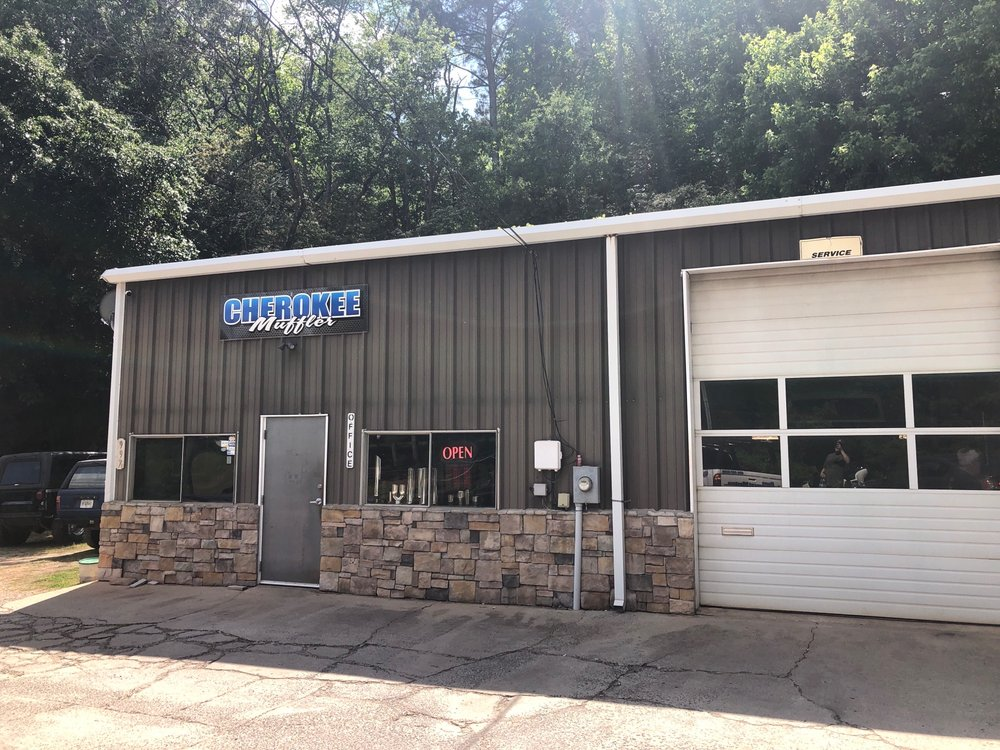 Cherokee Muffler Center: 997 Reinhardt College Pkwy, Canton, GA