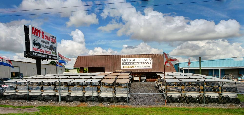 Art's Golf Cars: 29630 Hwy 27, Dundee, FL