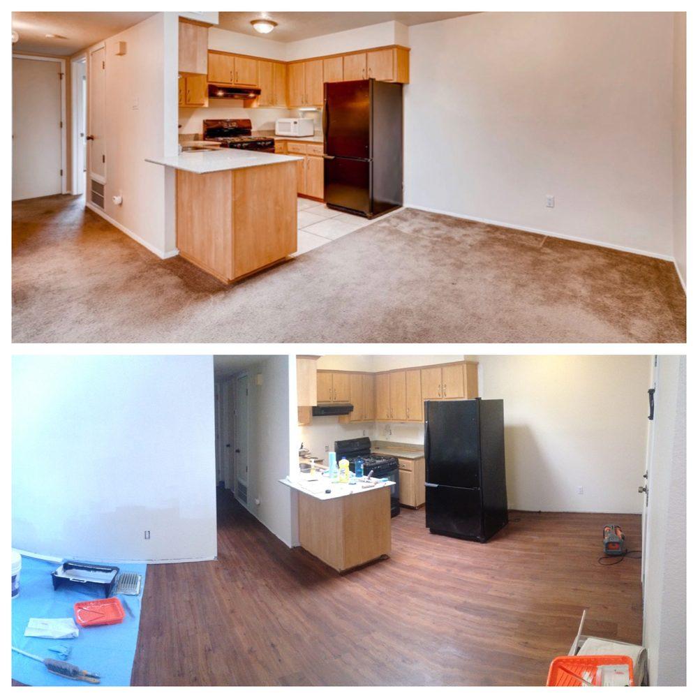 Innovative Flooring: 4408 Rosalinda, Santa Fe, NM