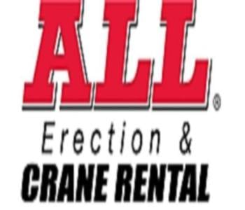 all erection crane rental corp crane services 4700. Black Bedroom Furniture Sets. Home Design Ideas