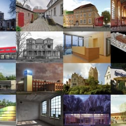 Magdeburg Architektur dr ribbert saalmann dehmel architekten bda architects