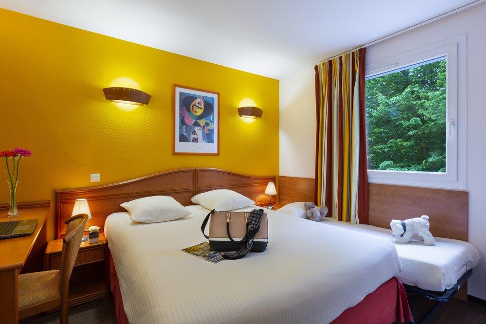 Hotel roi soleil - Amnéville les Thermes