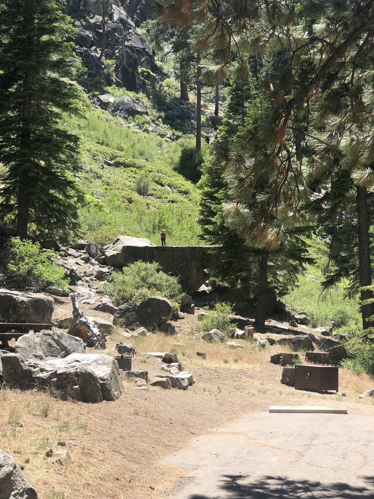 Crystal Springs Campground: Crystal Springs Rd, Markleeville, CA