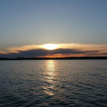 Photo Of Woodland Beach Resort Lake Mills Wi United States Great Sunsets
